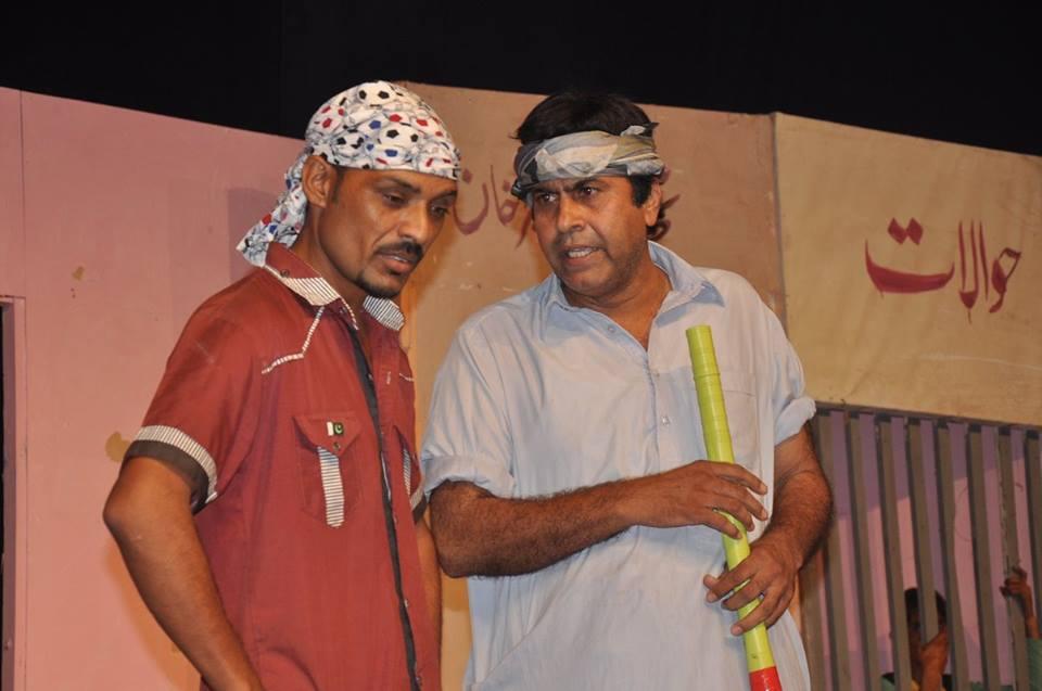"Stage Drama"" Wasda pakistan """
