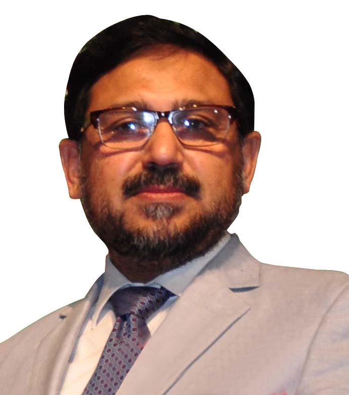 Commissioner Rawalpindi Division Mr. Capt.(R) Saif Anjum