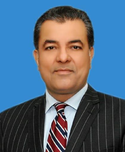 Mr. Joudat Ayyaz Commissioner Rawalpindi Division