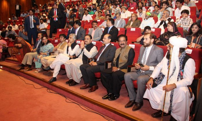 Mr. Usman Buzdar Chief Minister Punjab is taking keen interest for the promotion of Punjab culture through out the province. Keeping in view the desire of the worthy Chief Minister Punjab, Punjab Council of the Arts and its Divisional Arts Councils are active enough in promoting their regional Culture under the supervision of Ms Saman Rai Executive Director Punjab Council of the Arts. Every day all the Divisional Arts Councils are increasing their sphere of activities looking into the greater horizons of the future and up lifting the intlect level of the people. Recently Daira Ghazi Khan cultural show arranged by Punjab Council of the Arts is an example of the vision of the Chief Minister Mr. Usman Buzdar.